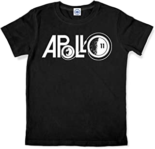 product image for Hank Player U.S.A. NASA Apollo 11 Moonshot Logo Men's T-Shirt