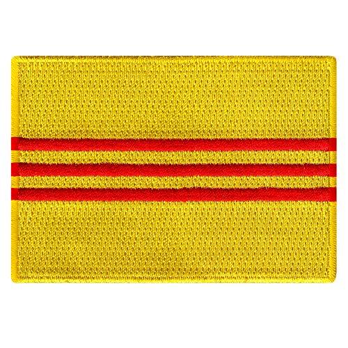 South Vietnam Flag Embroidered Patch Saigon War
