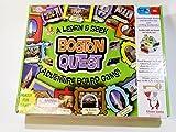 quest boardgame - Boston Quest Adventure Board Game