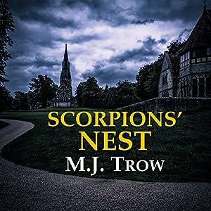 Scorpion's Nest Audiobook