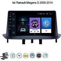 Android 8.1 Quad Core GPS Navegador Coche para Renault Megane 3 2008-2014 - FM Am Radio del Coche, Conexión a Internet…