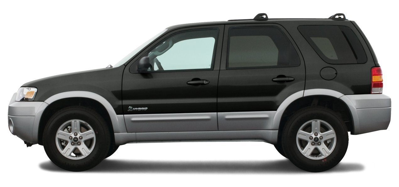 2006 ford escape reviews images and specs. Black Bedroom Furniture Sets. Home Design Ideas
