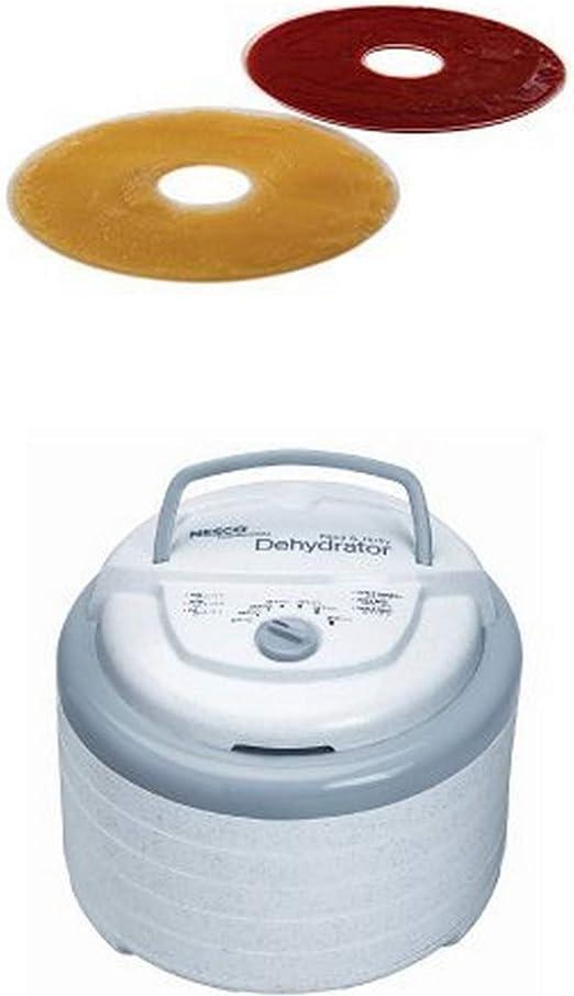 FD-61... FD-37 NESCO LSS-2-6 Fruit Roll Sheets for Dehydrators FD-28JX FD-60