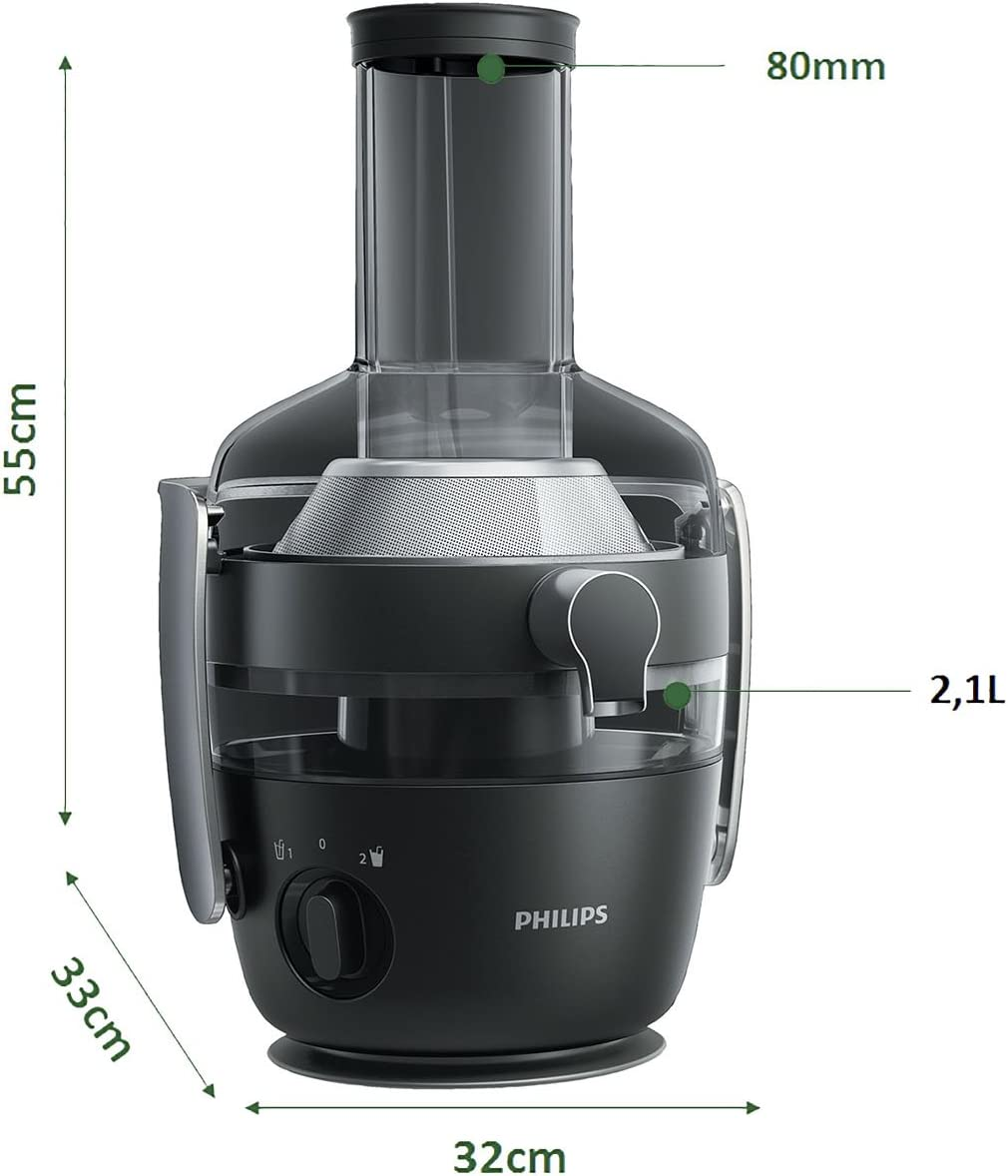 Philips Avance Collection HR1919/70 - Exprimidor (Exprimidor ...