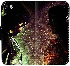 Flash Q5V3R Funda iPhone 5C caja de la carpeta de cuero funda xJL3I4 Droid cubiertas del teléfono celular