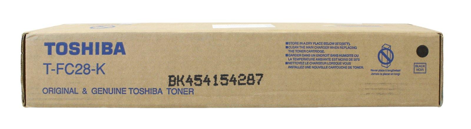 For ESTUDIO4520C Toshiba OEM Copier Supplies TFC28K TONER CARTRIDGE TFC28K BLACK