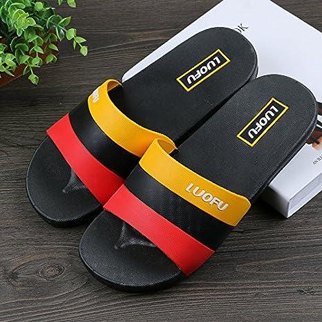 detailed look 15210 c3175 CWJDTXD Pantofole estive I sandali e le ciabatte da uomo ...