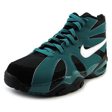 Nike Mens Air Diamond Fury '96 Fresh Water/White-Black SyntheticSize