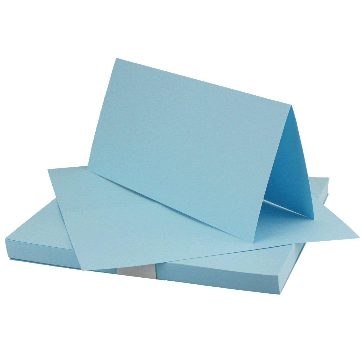 700 Faltkarten Din Lang - Hellgrau - Premium Qualität - 10,5 x 21 cm - Sehr formstabil - für Drucker Geeignet  - Qualitätsmarke  NEUSER FarbenFroh B07FKT98YD | Verschiedene Arten und Stile