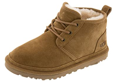 UGG Women's Neumel Chukka Boot (6 B(M) US, Chestnut)