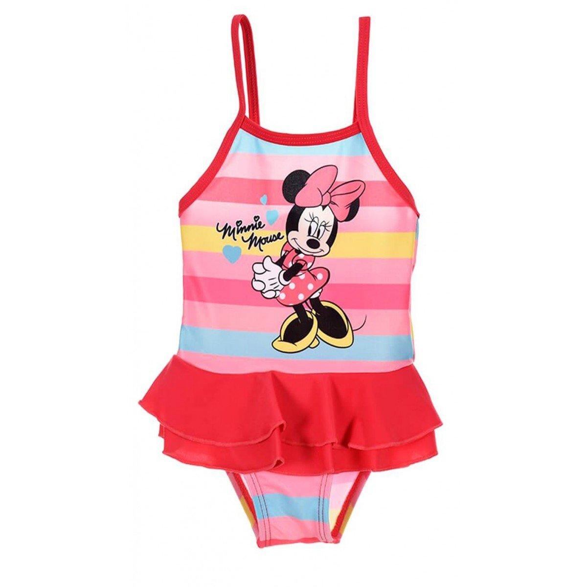 Minnie para beb/é ni/ña Ba/ñador dos piezas