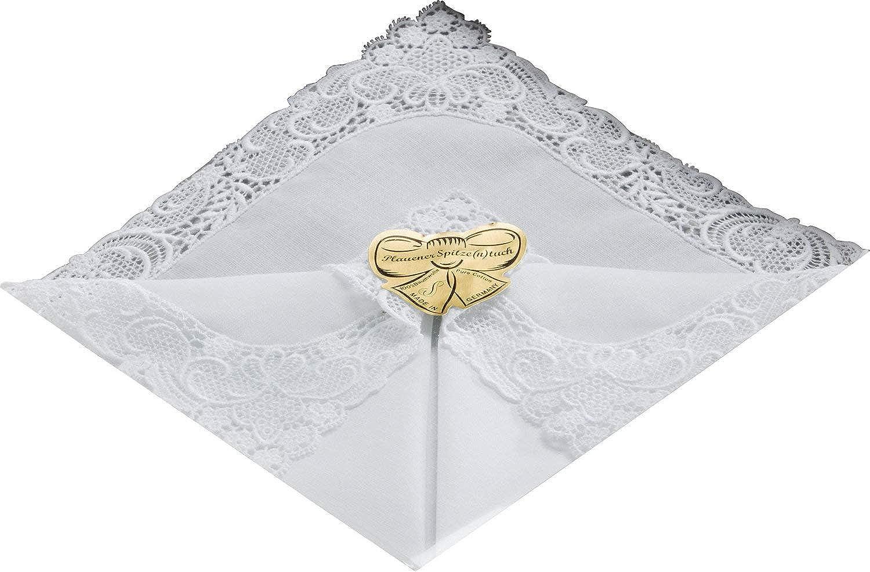 women´ s handkerchief cotton Unbekannt women´s handkerchief cotton weiss size 26x26 cm