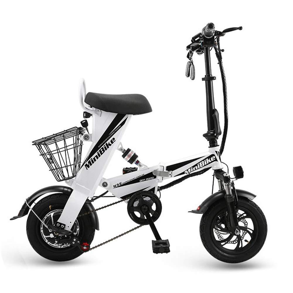 AA100 Scooter eléctrico Bicicleta eléctrica Plegable Scooter ...