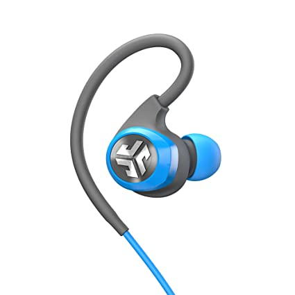89f5e0abaec JLab Audio Epic2 Bluetooth 4.0 Wireless Sport Earbuds, GUARANTEED fitness,  waterproof IPX5 rated,