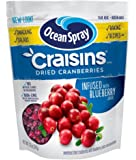 Ocean Spray Craisins Dried Cranberries, Blueberry, 12 Ounce
