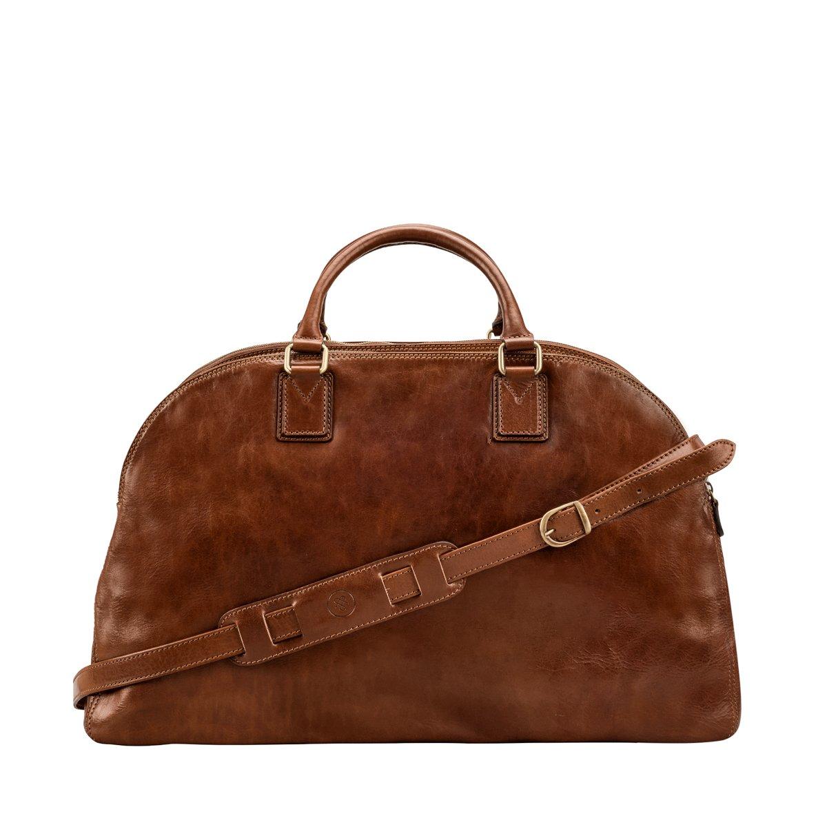 Reisetasche Handgefertigte Leder Maxwell Damen Scott UzSpGqMV