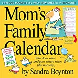 Mom s Family Wall Calendar 2020