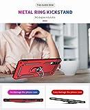 Leychan Samsung Galaxy A70 case, Military Grade
