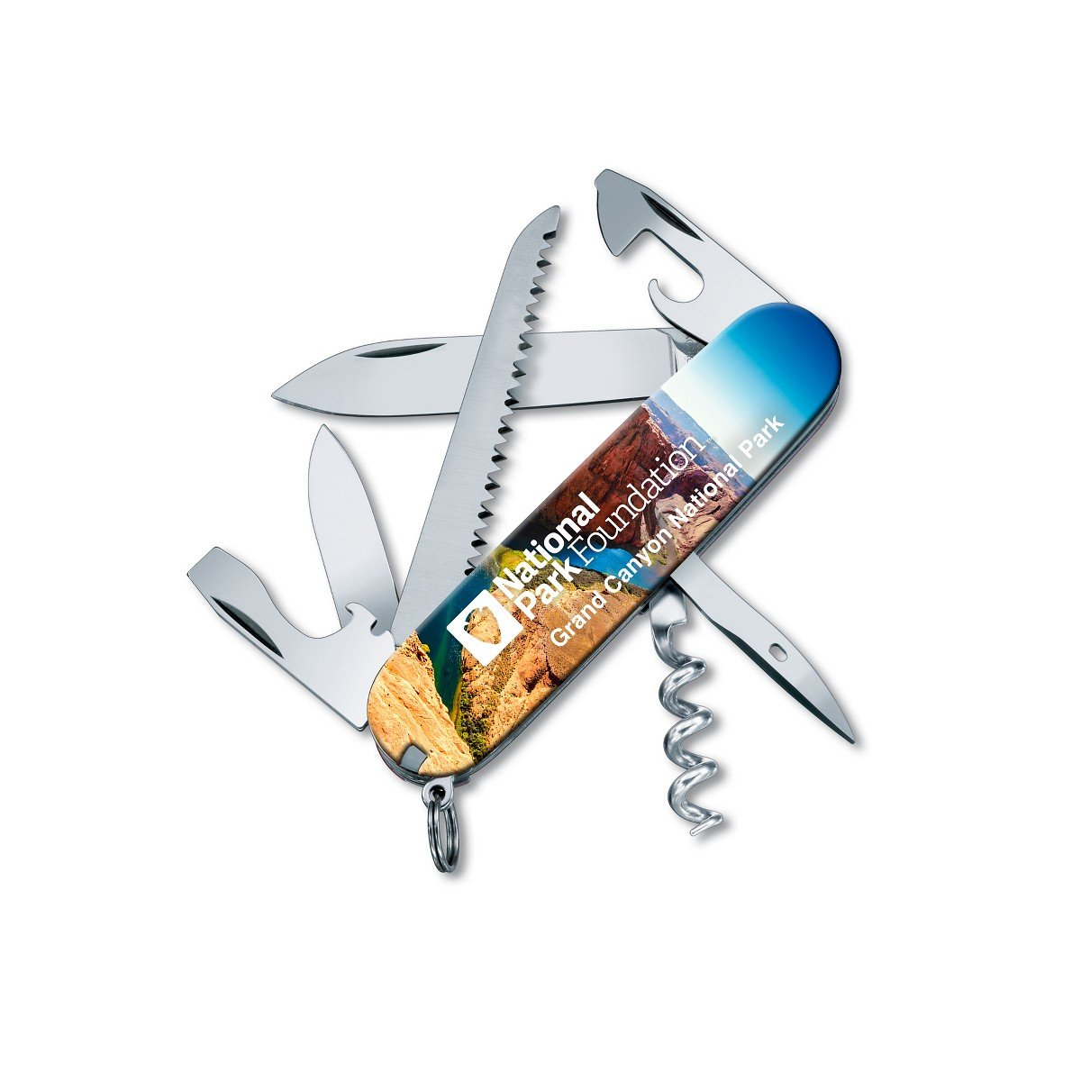 Victorinox Swiss Army Camper Pocket Knife, Grand Canyon National Park by Victorinox
