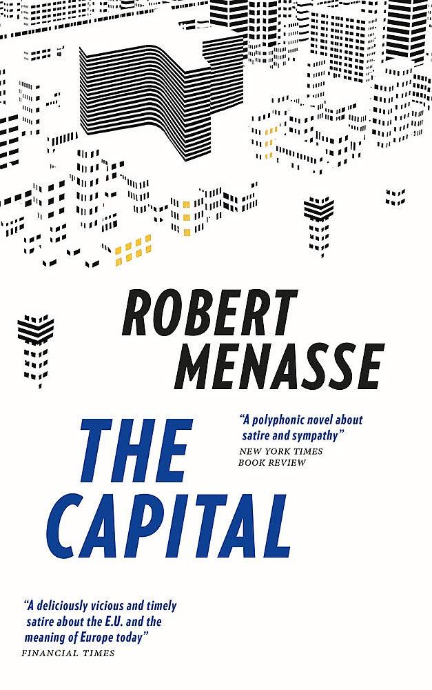The Capital: Amazon co uk: Robert Menasse, Jamie Bulloch