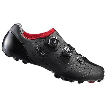 Shimano Zapatillas s-phyre xc9 MTB sh-xc900sb Negro Talla 48 (Zapatillas MTB