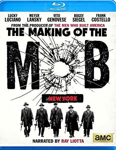 Blu-ray : The Making Of The Mob: New York (2 Pack, 2 Disc)