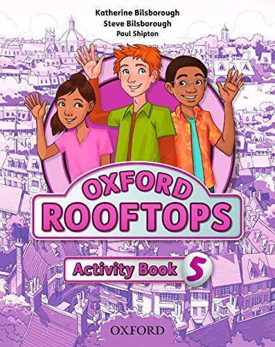 Rooftops 5. Activity Book