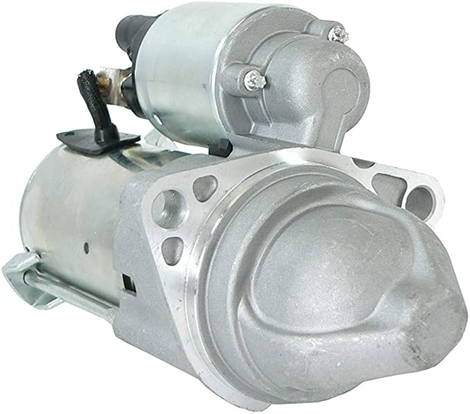 Rareelectrical NEW STARTER DRIVE COMPATIBLE WITH TELEDYNE MARINE ENGINE 226 232 1966-1968 1998321 1107754