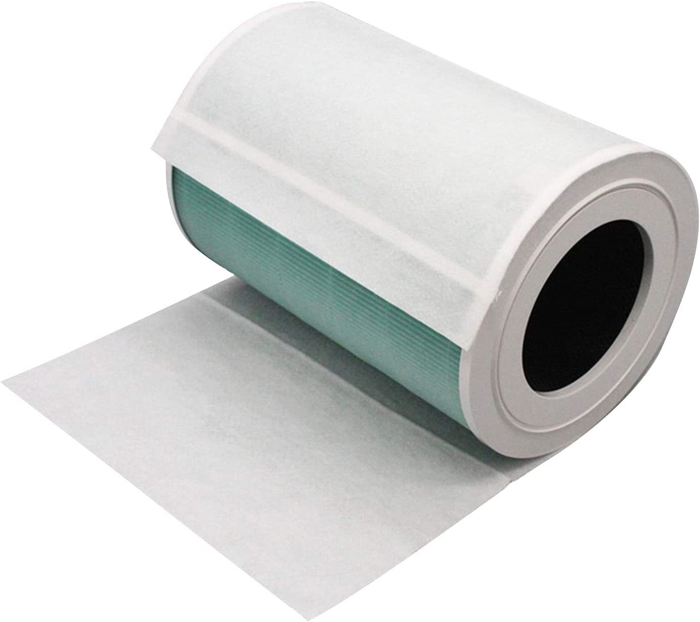 HIKSHAPER Electrostatic Filter Cotton 10 Sheet 28 x 12 Electrostatic Filter Cotton HEPA Filtering Net Compatible with Philips Xiaomi Mi Air Purifier