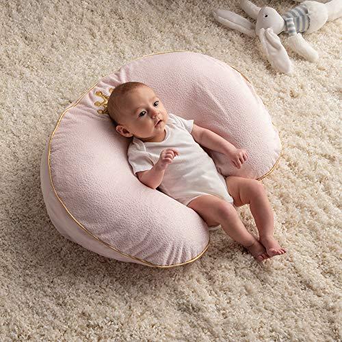Amazon.com: Boppy Luxe - Almohada y postiza, color rosa: Baby