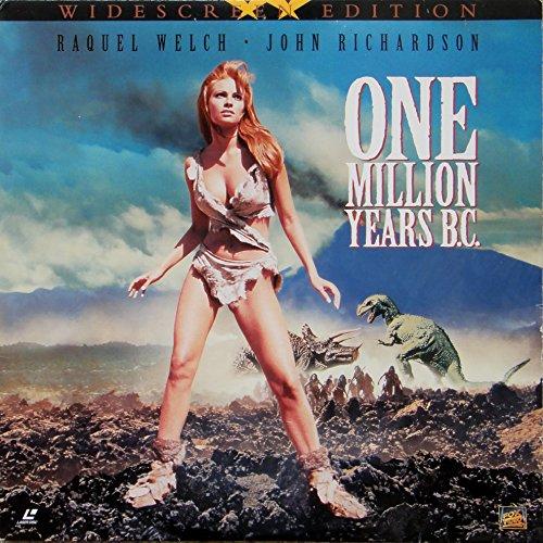 One Million Years B.C. - Uncut (LASERDISC)