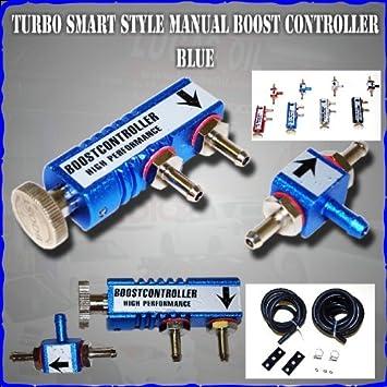 NXS Motorsports Manual Boost Controller w//Standard Ball /& 1//4 Ports 6mm