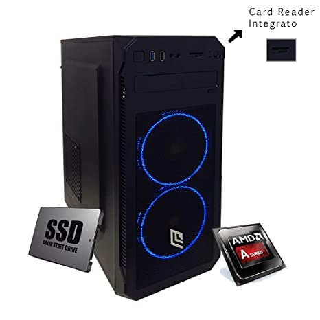 Ordenador Sombremesa Amd Cpu Quad-Core 3.10 GHz, 8Gb Ram ...