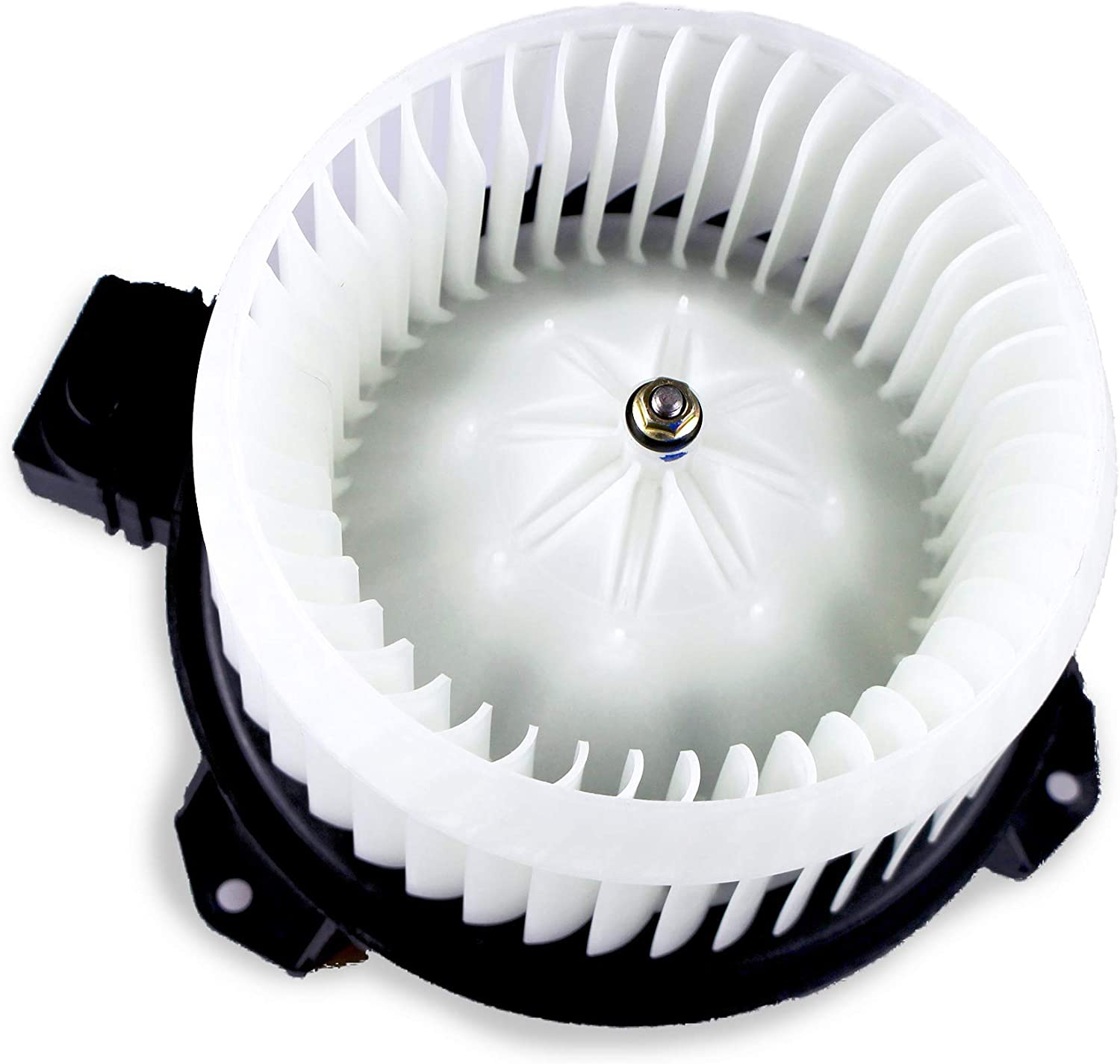 MYSMOT Blower Motor Fan Assembly Compatible with Toyota Yaris 2007-2012, Scion xD 2008-2013, 87103-52141