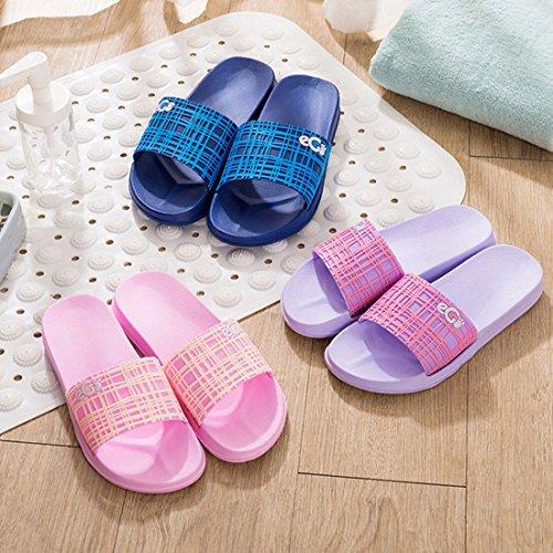 Sandals Toe Slipper HUAIDE 2 Flat Shower Slide Open Slip Non Bath Unisex xBO1BT