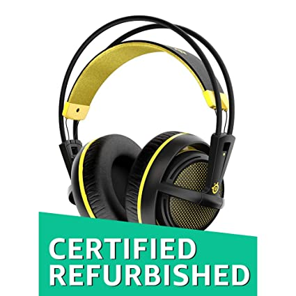 830601f4b0d Amazon.in: Buy (Renewed) SteelSeries Siberia 200 Gaming Headset - Proton  Yellow (formerly Siberia v2) Online at Low Prices in India | SteelSeries  Reviews & ...