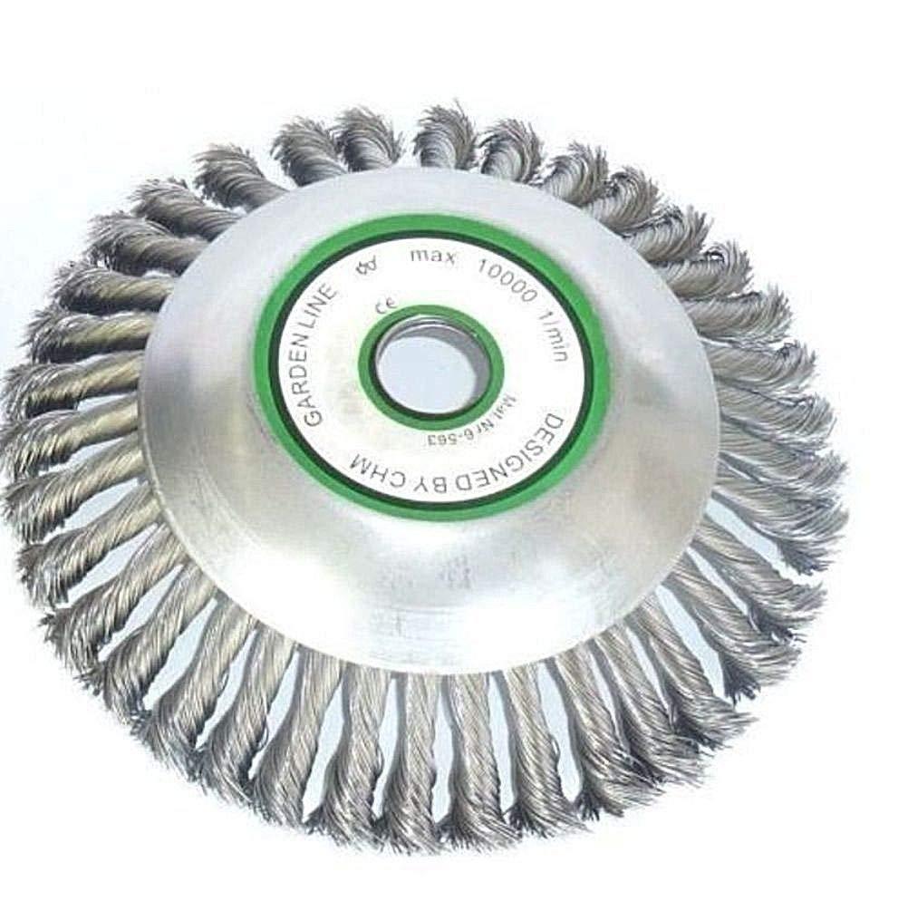 CHM - Cepillo para Eliminar Malas Hierbas para desbrozadora (200 x ...