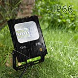 Melpo 15W Led Flood Light Outdoor 100W
