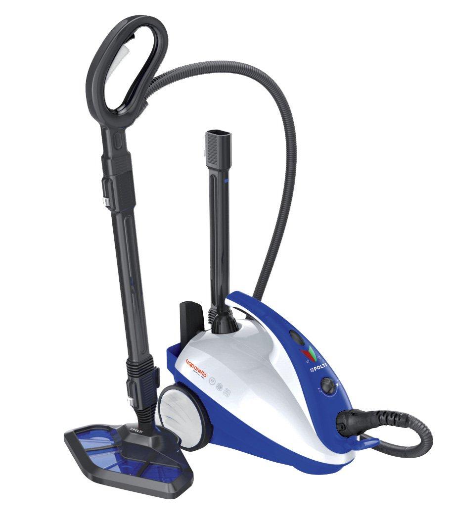 Vaporetto PTEU0269 Dampfreiniger Smart 40_Mop mit innovativer Bodendüse, 1800 W, 3.5 Bar, blau