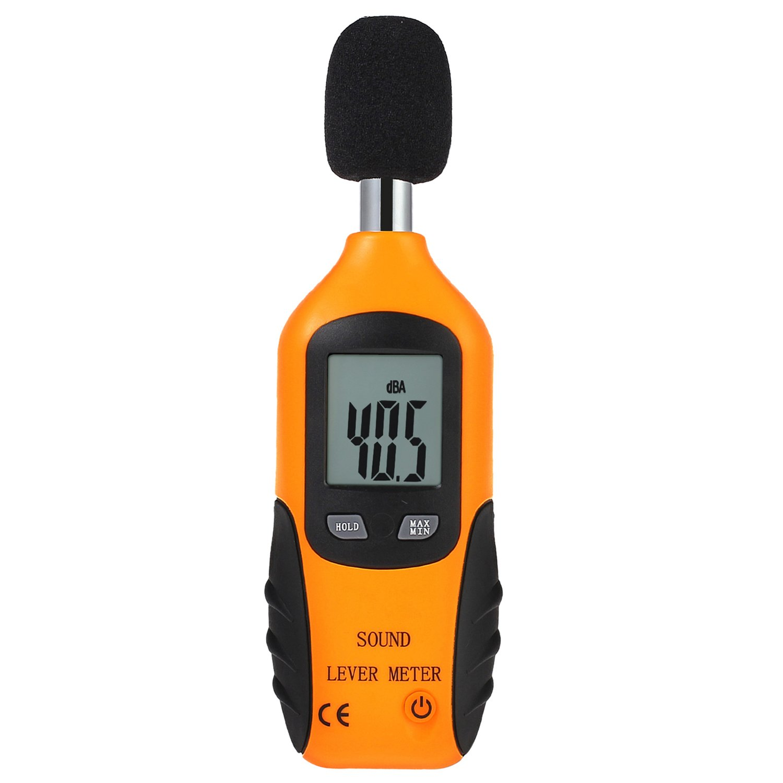 Neoteck Digital Mini Sound Level Noise Meter Decibel Pressure Monitor DB Tester Measure