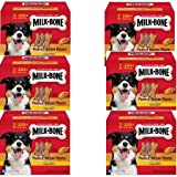 Milk-Bone Peanut Butter Flavor Dog Treats Variety Pack, Small/Medium/7 lb by Milk-Bone (6 Box)