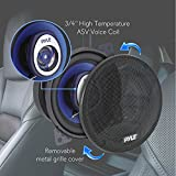 "4"" Car Sound Speaker (Pair) - Upgraded Blue Poly"