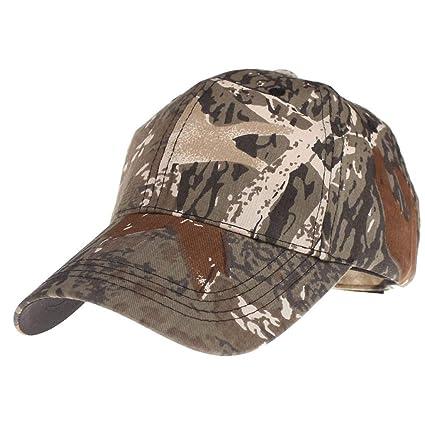 948cb7896 Amazon.com | Glodweather Unisex Camouflage Baseball Caps Outdoors ...