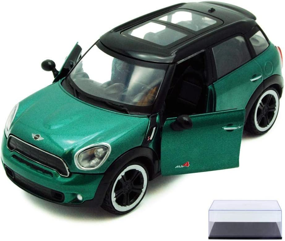 MOTORMAX 1/24 73353 Mini Cooper S Countryman Green