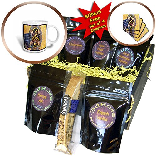 Florene - Music - Image of Acoustic Guitar Closeup - Coffee Gift Baskets - Coffee Gift Basket (cgb_233677_1)