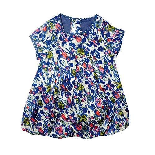 6d726fcf4 Olykids - Vestido - para bebé niña azul marino 18 meses: Amazon.es: Ropa y  accesorios