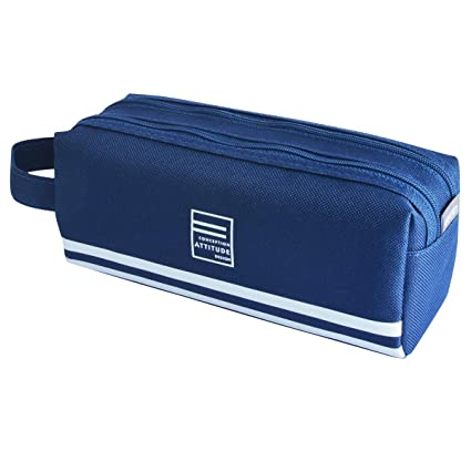 Estuche Escolar Grande, lunaoo Estuches Lapices Pencil Case ...
