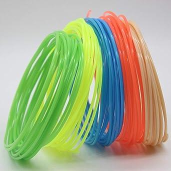 Funnyrunstore PLA de filamento 3D duradero de alta resistencia ...