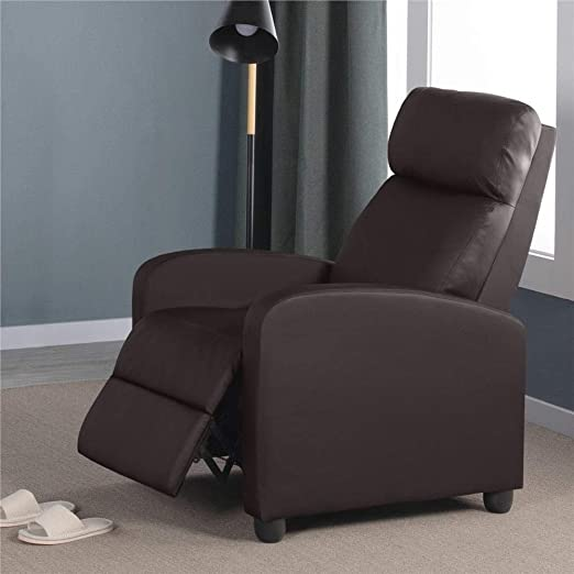 Yaheetech Recliner Armchair - Top Design Recliner