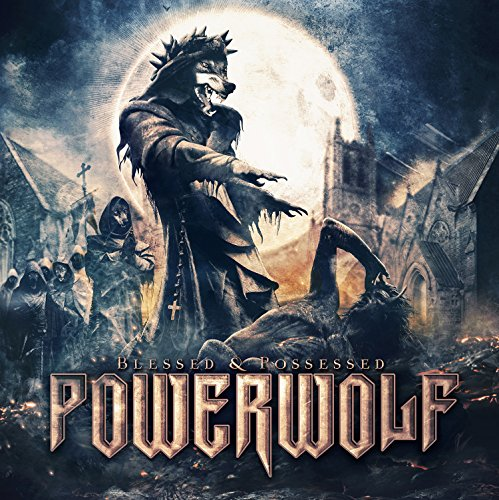CD : Powerwolf - Blessed & Possessed (CD)